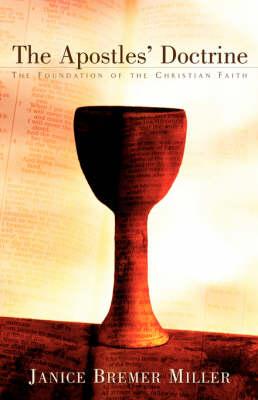 The Apostles' Doctrine (Paperback)