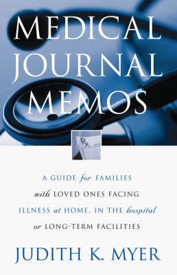 Medical Journal Memos (Paperback)