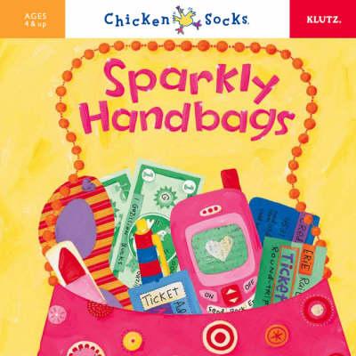 Sparkly Handbags - Klutz Chicken Socks S.