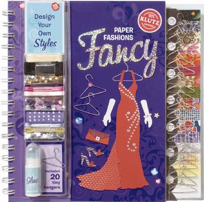 Paper Fashions: Fancy (Paperback)