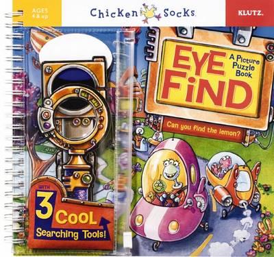Eye Find - Klutz Chicken Socks S.