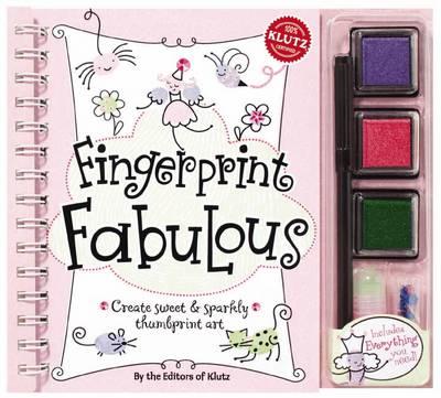 Finger Print Fabulous - Klutz