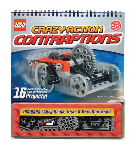 Lego: Crazy Action Contraptions - Klutz