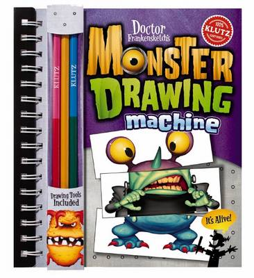 Doctor Frankenstein's Monster Drawing Machine - Klutz