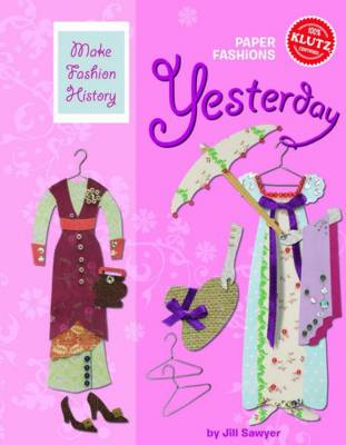 Paper Fashions Yesterday (Paperback)