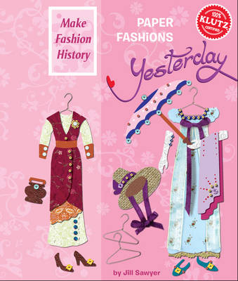 Paper Fashions Yesterday: 6 Copy Pack - Klutz