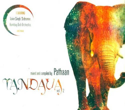 Tandava II (CD-Audio)
