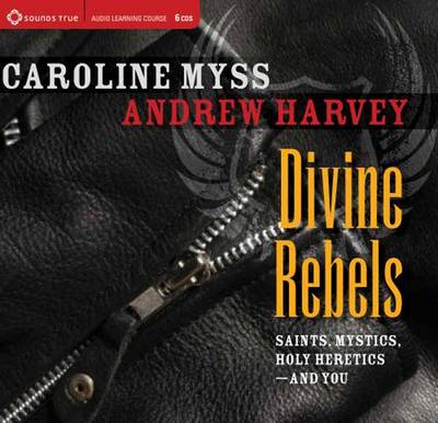 Divine Rebels: Saints, Mystics, Holy Change Agents--and You (CD-Audio)