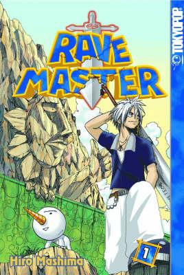 Rave Master: v. 1 (Paperback)