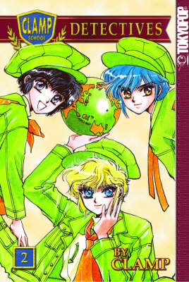 CLAMP School Detectives (Paperback)