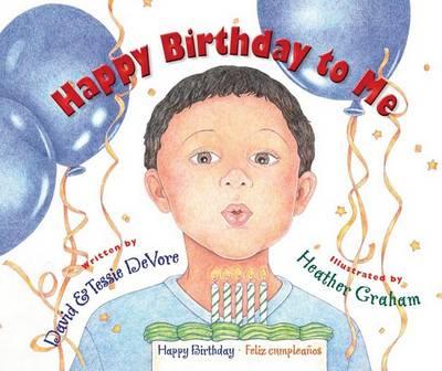 Happy Birthday to Me! - Charisma Kids (Hardback)