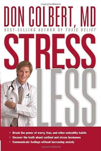 Stress Less (Hardback)