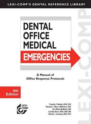 Dental Office Medical Emergencies (Spiral bound)