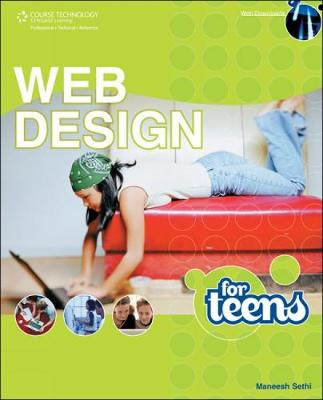 Web Design for Teens (Paperback)