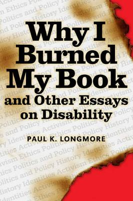 Why I Burned My Book - American Subjects (Paperback)
