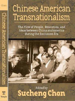 Chinese American Transnationalism: The Flow of People, Resources (Paperback)