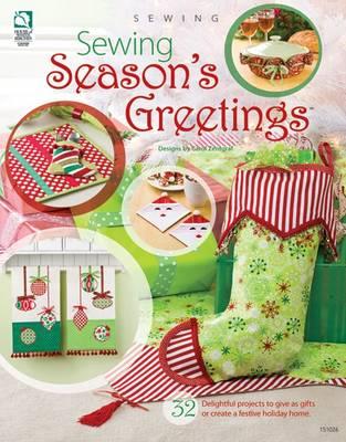 Sewing Season's Greetings (Paperback)