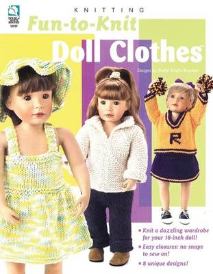 Fun-to-Knit Doll Clothes (Paperback)