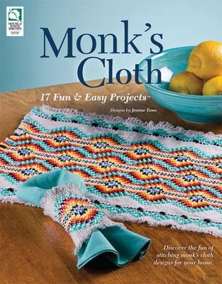 Monk's Cloth: 17 Fun & Easy Projects (Paperback)