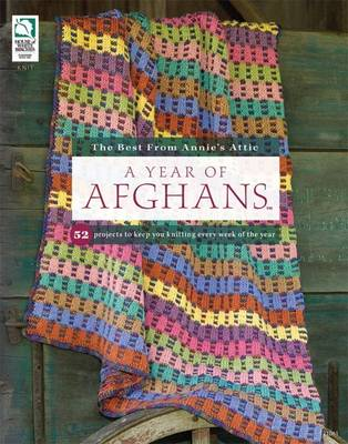 A Year of Afghans (Paperback)