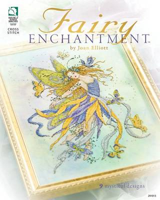 Fairy Enchantment: 9 Mystical Designs (Paperback)