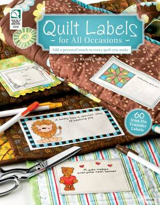Quilt Labels for All Occasions (Paperback)