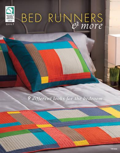 Bed Runners and More: 9 Different Looks for the Bedroom (Paperback)