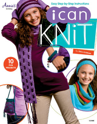 I Can Knit (Paperback)