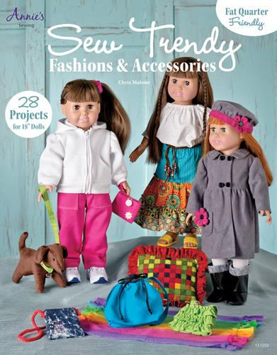 Sew Trendy Fashions & Accessories (Paperback)