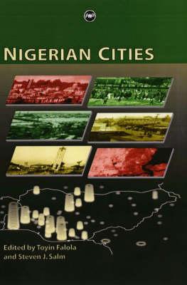 Nigerian Cities (Paperback)