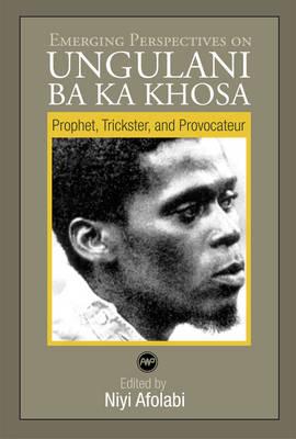 Emerging Perspectives On Ungulani Ba Ka Khosa: Prophet, Trickster and Provocateur (Paperback)