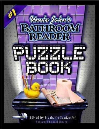 Uncle John's Bathroom Reader Puzzle Book #1 - Bathroom Readers 1 (Paperback)