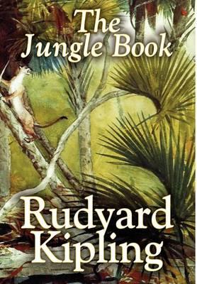 The Jungle Book by Rudyard Kipling, Fiction, Classics (Hardback)