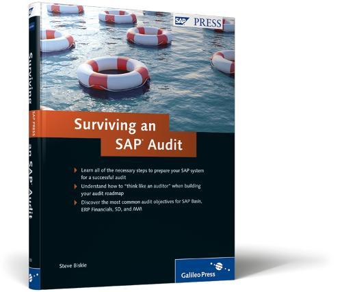 Surviving a SAP Audit (Hardback)