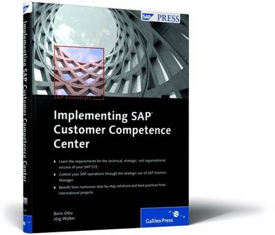Implementing SAP Customer Competence Center (Paperback)