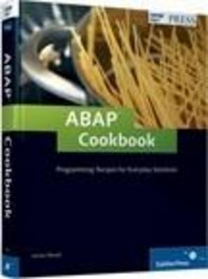 ABAP Cookbook (Hardback)