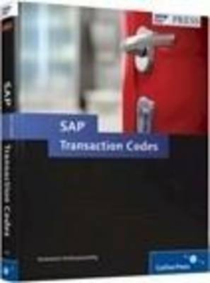 SAP Transaction Codes: Your Quick Reference to T-Codes in SAP ERP (Paperback)