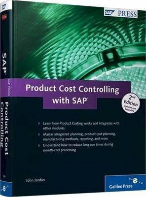 Product Cost Controlling with SAP (Hardback)