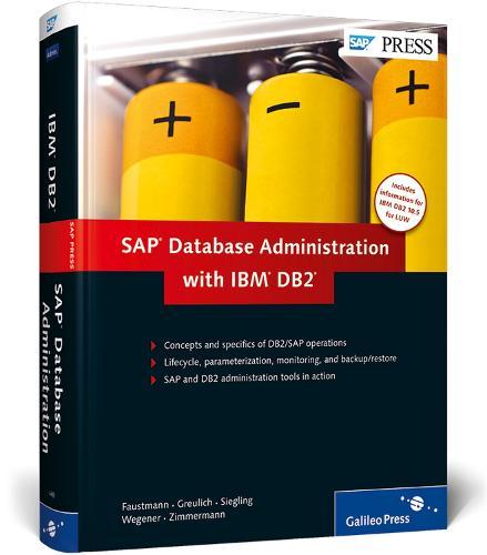 SAP Database Administration IBM DB2 (Hardback)