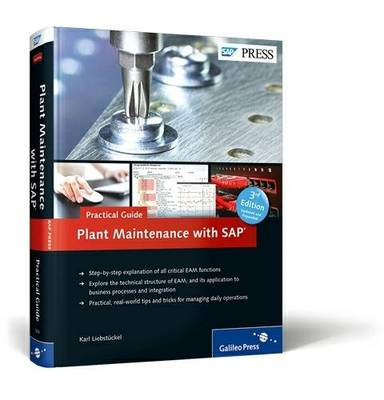 Plant Maintenance with SAP - Practical Guide (Hardback)