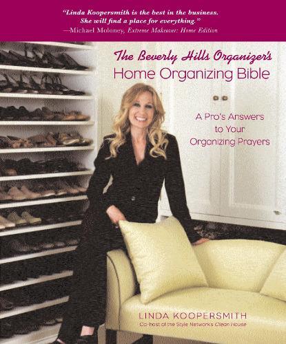 Beverley Hills Organizer's Home Organizing Bible (Paperback)