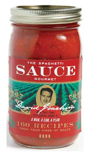 The Spaghetti Sauce Gourmet: 160 Recipes from Four Kinds of Sauce (Hardback)