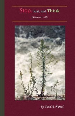 Stop, Rest, and Think: v. 1-3: An Eclectic Collection of Reflections, Musings, Passages, Essays, Short Story Fiction and Other Material (Paperback)