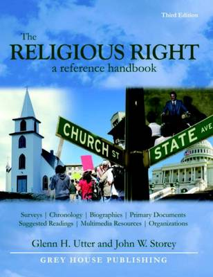 The Religious Right: A Reference Handbook (Hardback)