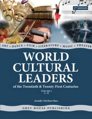 World Cultural Leaders of the 20th Century (Hardback)