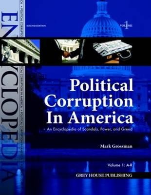 Political Corruption in America (Hardback)