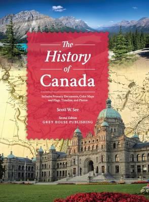 History of Canada (Hardback)