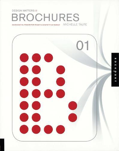 Design Matters: Brochures 01 - Design Matters (Paperback)