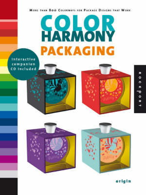 Packaging: More Than 800 Colorways for Package Designs That Work - Color Harmony S