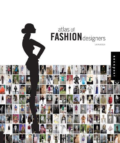 Atlas of Fashion Designers (Hardback)